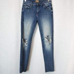 Driftwood | Jackie Distressed Jean 26